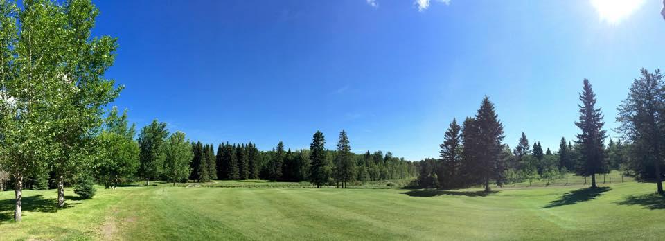 Marks 9 Hole Golf Course Fairway