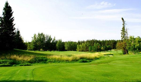 Marks Nine Golf Fairway